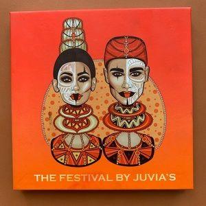 Juvia's place Festival palatte